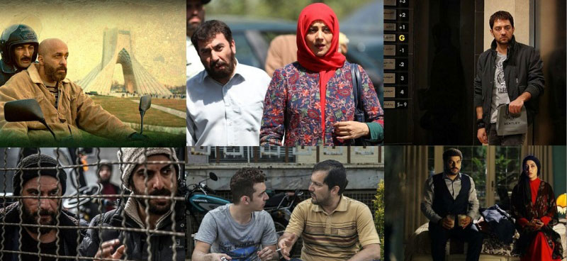 جزئیاتی از ۱۰ فیلم اول راه یافته به سی و هفتمین جشنواره فیلم فجر