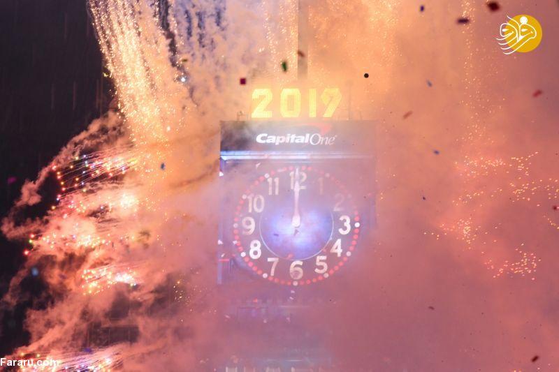 (تصاویر) سال 2019