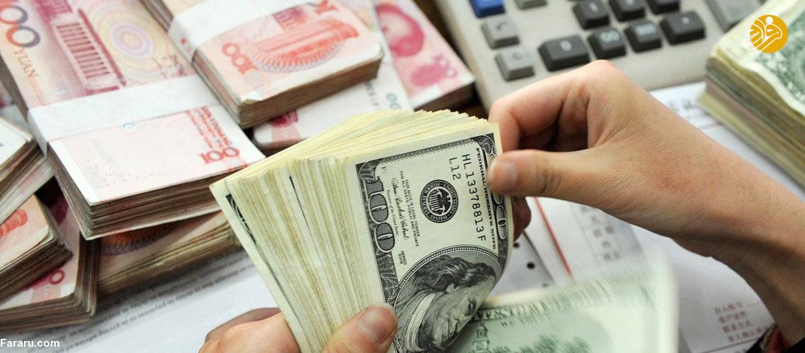 قیمت دلار و قیمت ارز در بازار امروز پنچ شنبه ۱۳ دی