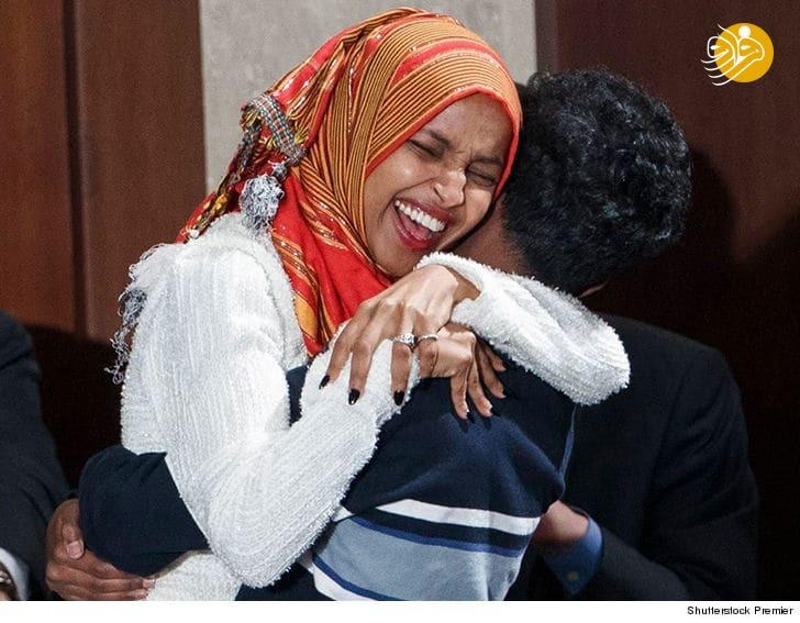 (تصویر) اولین نماینده زن محجبه در مجلس آمریکا سوگند خورد