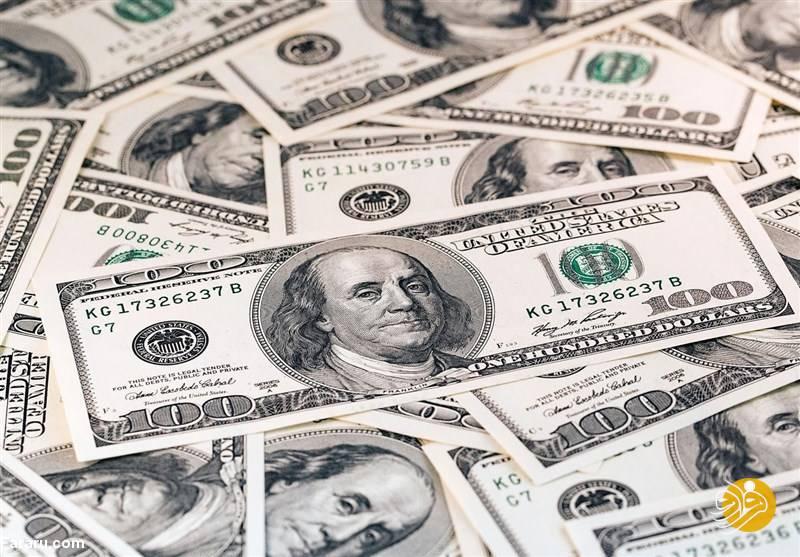 قیمت دلار و قیمت ارز در بازار امروز دوشنبه ۱۷ دیماه