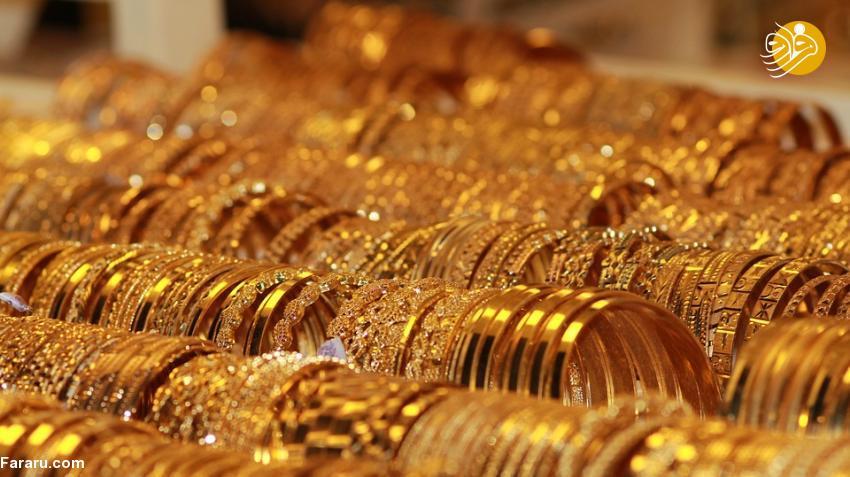 قیمت طلا و قیمت سکه در بازار امروز دوشنبه ۱۷ دی ۹۷