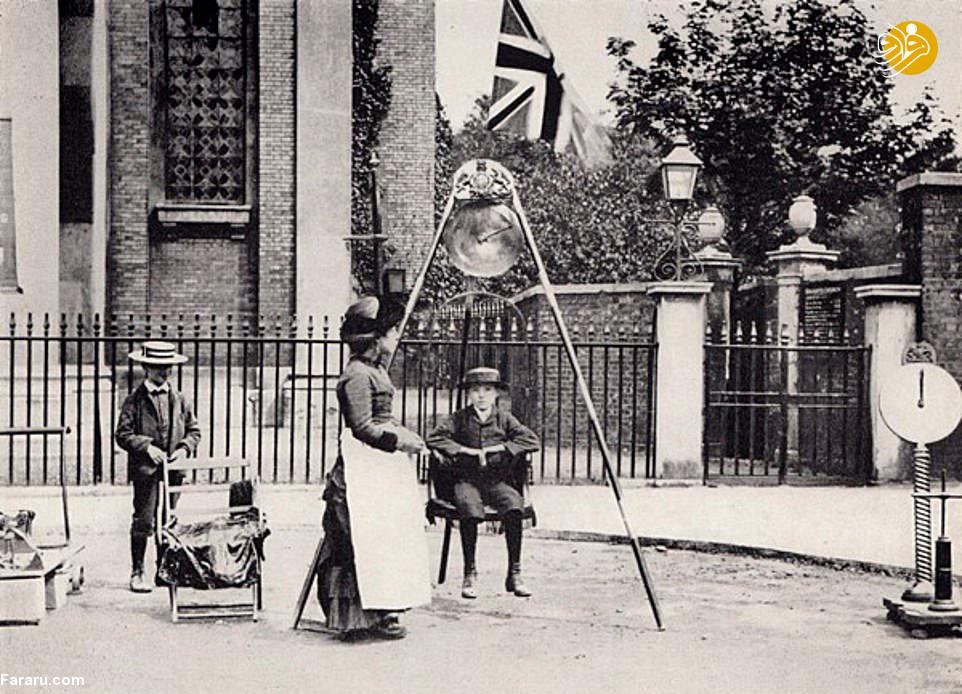 (تصاویر) فروشندگان خیابانی در گرینوچ لندن؛ 135 سال قبل