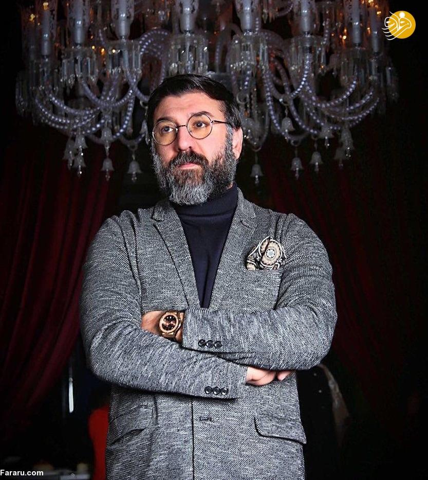 کنایه علی انصاریان به گزارشگر افغانستانی!