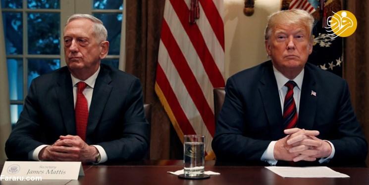کنایههای تند ترامپ به دو مقام مستعفی!