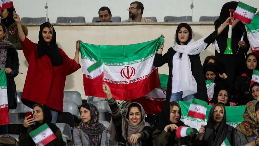۲ شرط معاون قوه قضاییه برای حضور زنان در ورزشگاه