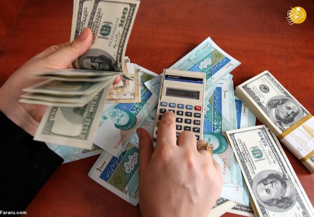 قیمت دلار و قیمت ارز در بازار امروز پنچ شنبه ۲۰ دی