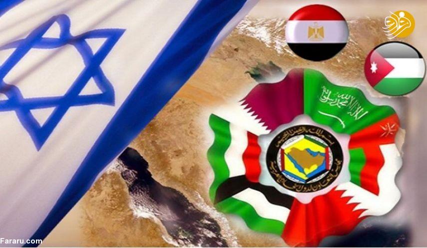 اسرائیل و اعراب؛ نشانههای یک ائتلاف نه چندان پنهان/ درحال تدوین