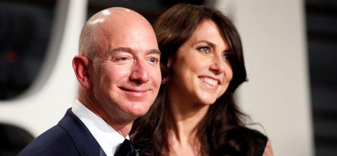 طلاق بنیانگذار آمازون از همسرش چه تاثیری بر ثروتش میگذارد؟