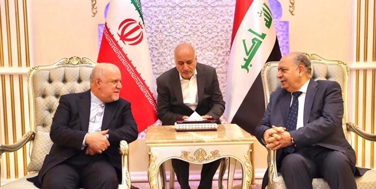 سفر وزیر نفت ایران به عراق