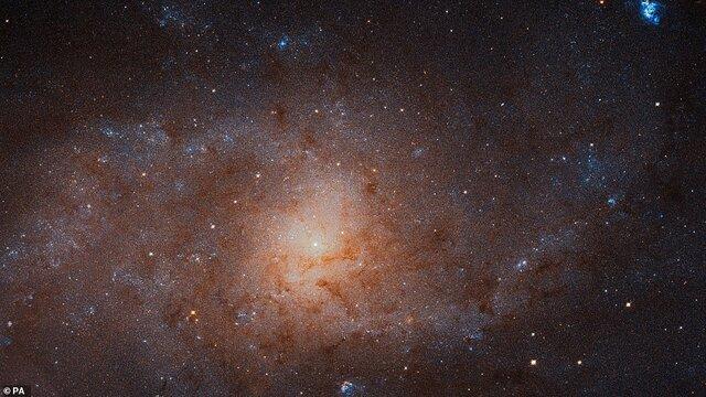 (تصاویر) کهکشانی که ۴۰ میلیارد ستاره دارد