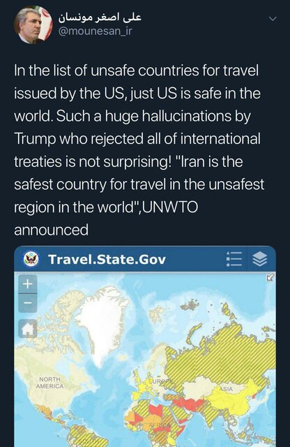 خبر خوب «نیویورک تایمز» برای ایران
