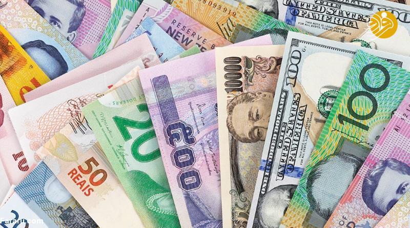 قیمت دلار و ارز در بازار امروز یکشنبه ۲۳ دی ماه