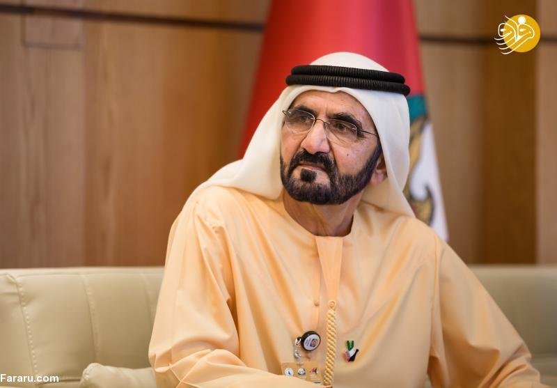 افشای پیشنهاد حاکم دوبی به صدام حسین و معمر قذافی