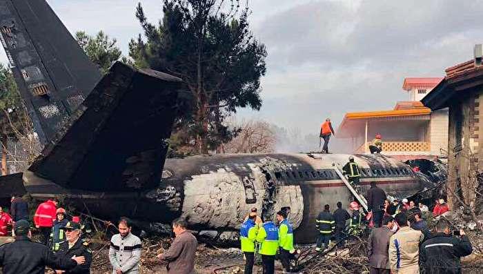 سقوط بوئینگ ۷۰۷ در کرج