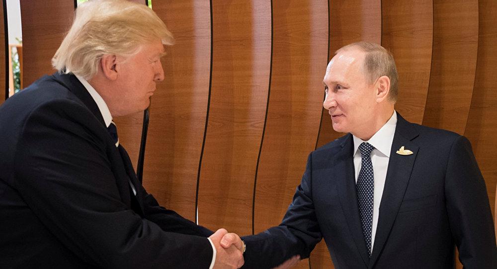 امحای مستندات مذاکره ترامپ با پوتین!