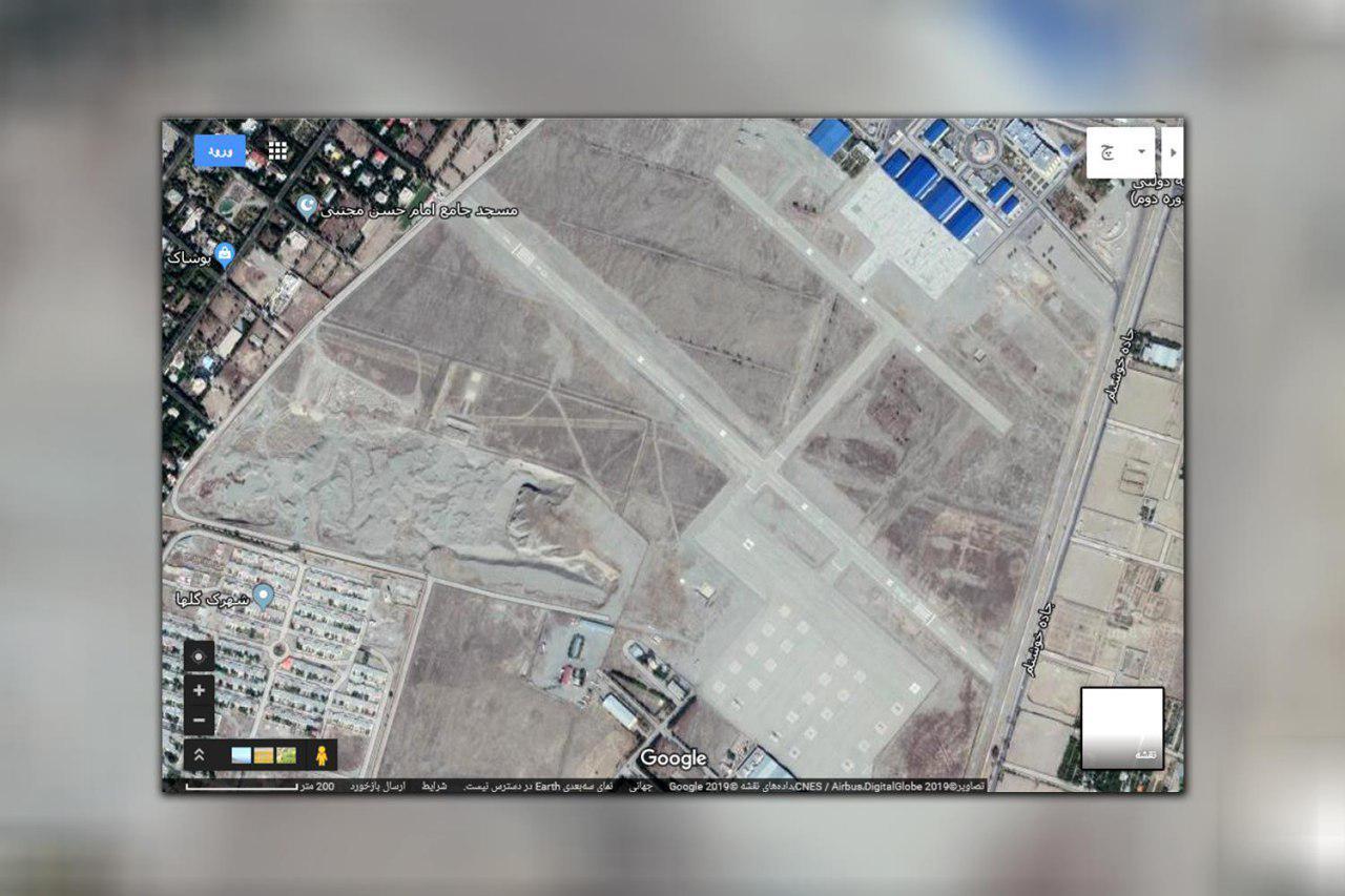 آخرین جزئیات از سقوط هواپیما در کرج؛ هواپیما متعلق به ارتش است؟
