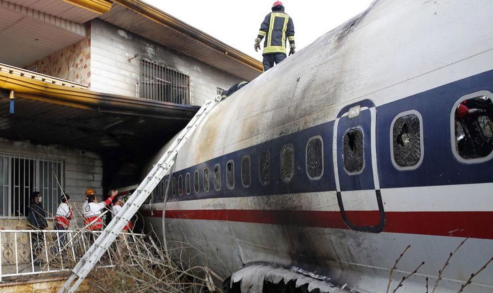حادثهای مشابه بوئینگ 707 در کرج باز هم تکرار میشود؟