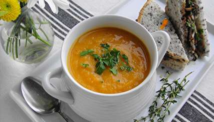 پنج سوپ لذتبخش برای زمستان