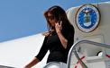 سفر جنجالی ملانیا ترامپ همزمان با لغو پرواز نانسی پلوسی