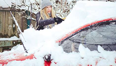 پنج دانستنی زمستانی درباره ماشین