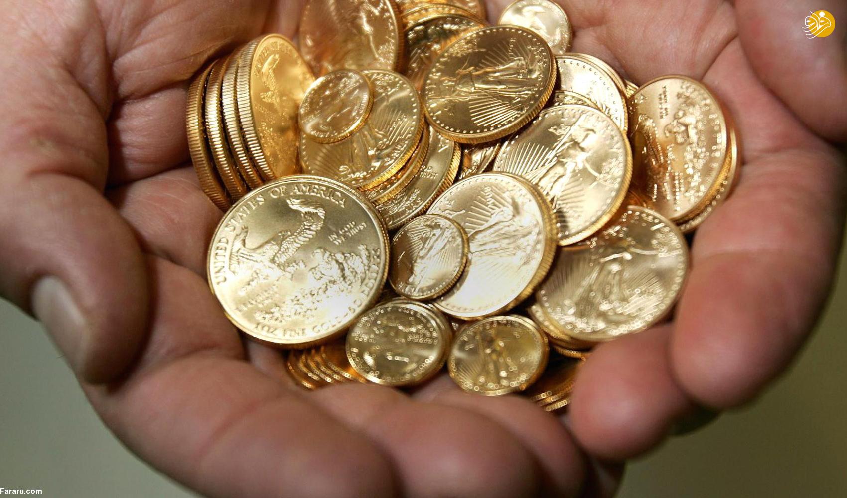 قیمت طلا و قیمت سکه در بازار امروز سهشنبه ۴ دی ۹۷