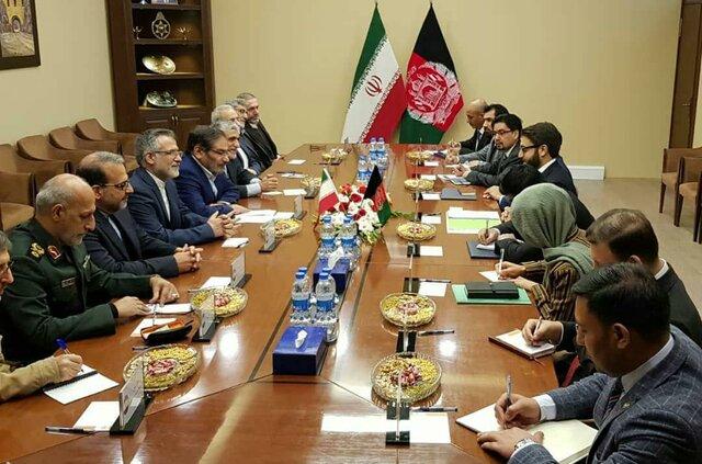 توضیح شمخانی درباره گفتگوهای ایران با طالبان