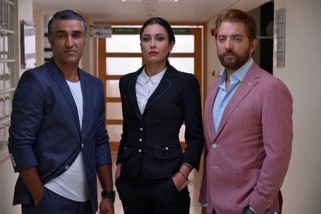 بازیگران خارجی در فیلمی با بازی بهرام رادان