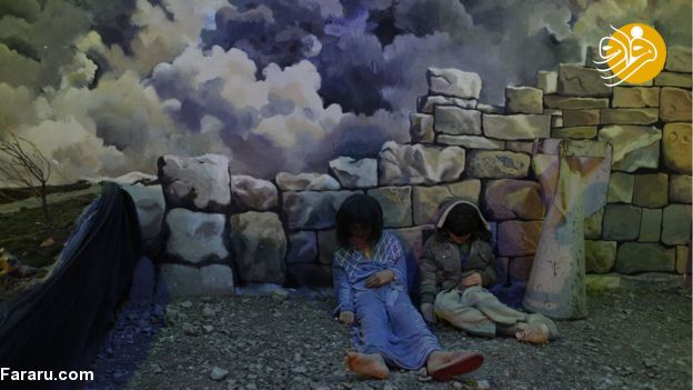 (تصاویر) موزه امنیت سرخ سلیمانیه روایتگر سرکوب کردها توسط صدام