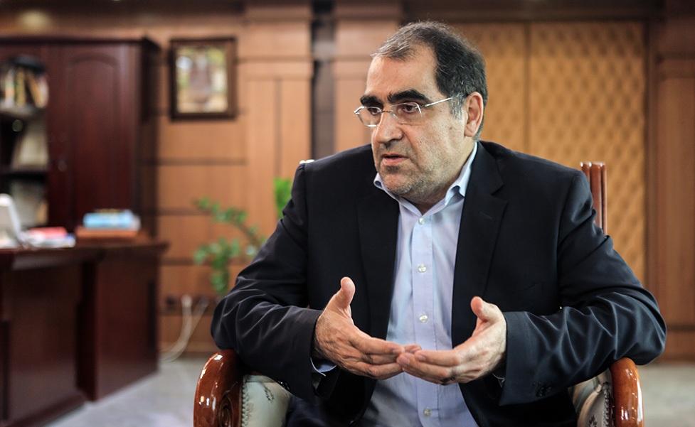 پشت پرده استعفای وزیر بهداشت