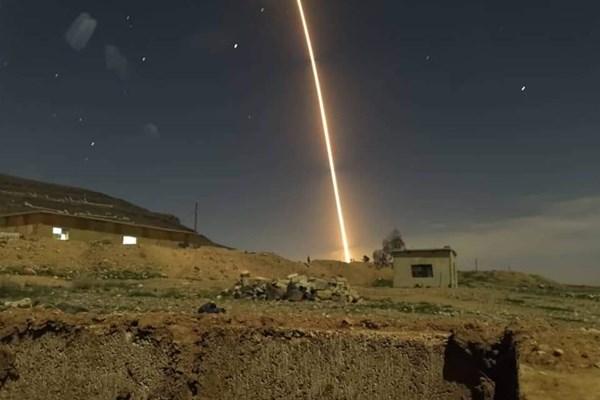 حمله گسترده هوایی اسرائیل به دمشق