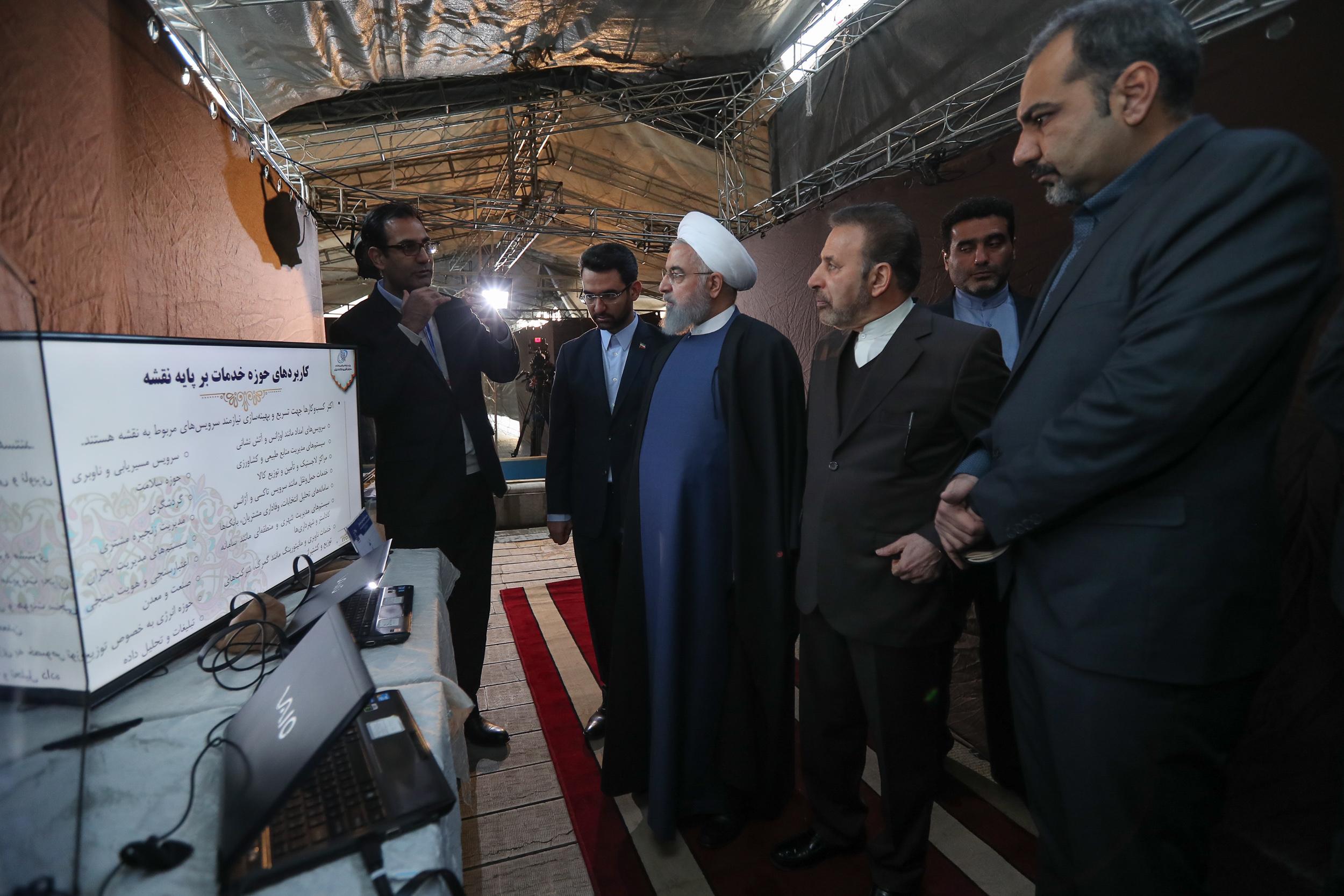 انتقاد روحانی از محدودیت در فضای مجازی: در ایران رسانه آزاد نداریم