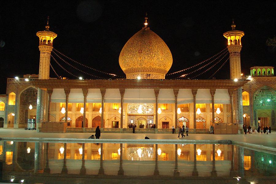 شیراز شهر راز/ تکمیل شد/ بهاره