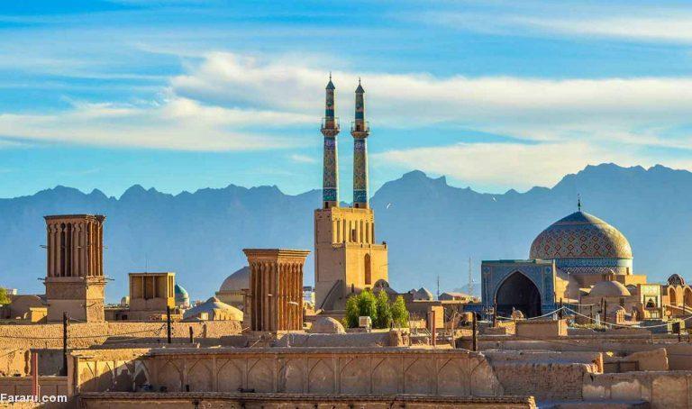 همه مکانهای دیدنی یزد؛ شهر خانههای زیبا و قتلگاه امیر کبیر!