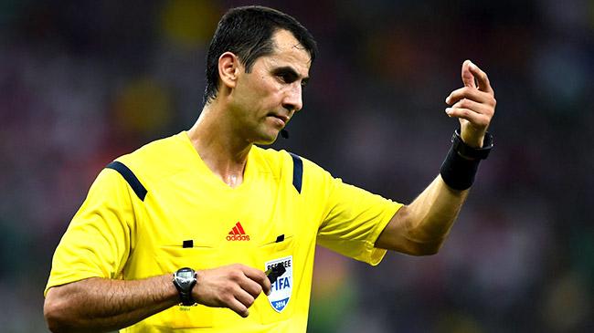 روشن ایرماتوف داور فینال جام ملتهای آسیا شد