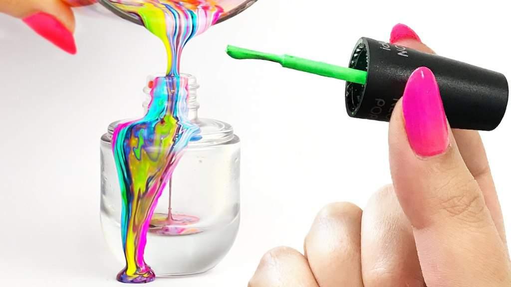 رنگهای شاد لاک و انرژی بخش برای آرایش ناخنهای شما