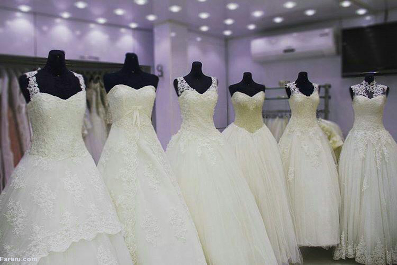 نکاتی برای انتخاب لباس عروس در مزون