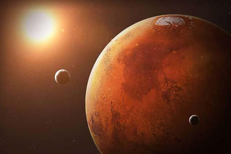 پیش بینی روزنامه میرور از سفر انسان به مریخ تا سال ۲۰۳۰