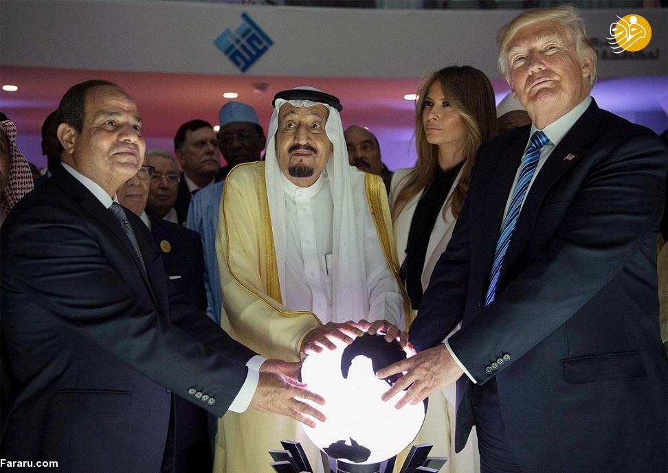 ارزیابی عربستان درباره سیاست ترامپ در برابر ایران