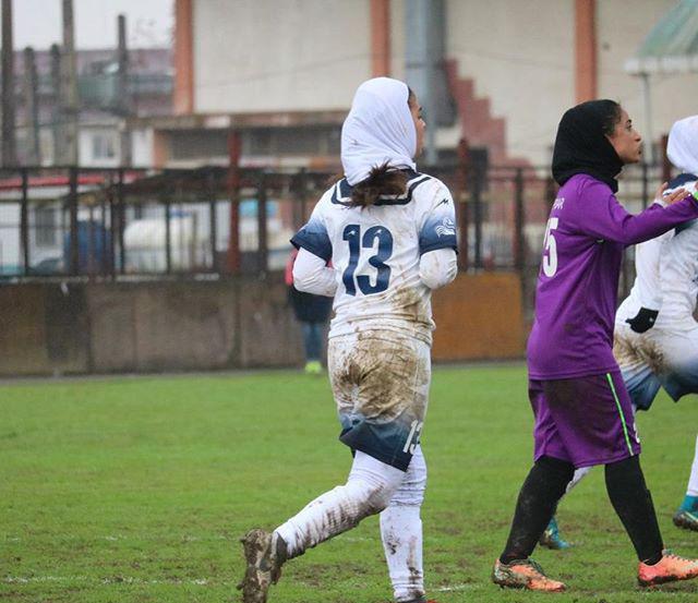 (تصویر) ازدواج علی قلیزاده با بازیکن فوتبال بانوان ملوان