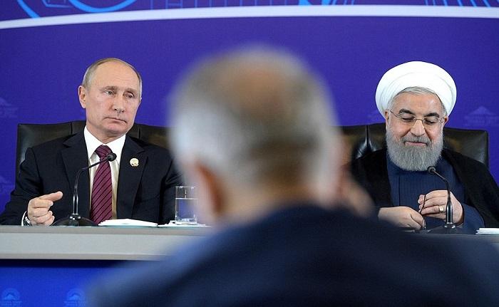 روسیه و ایران در یک درگیری غیرمستقیم؟