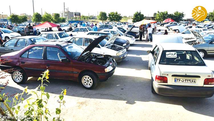 قیمت انواع خودرو در بازار امروز ۱۵ بهمن ۱۳۹۷
