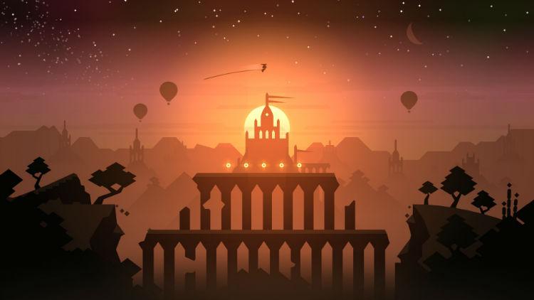بازی Alto's Odyssey؛ کشف بیابان بی انتهای اودیسه