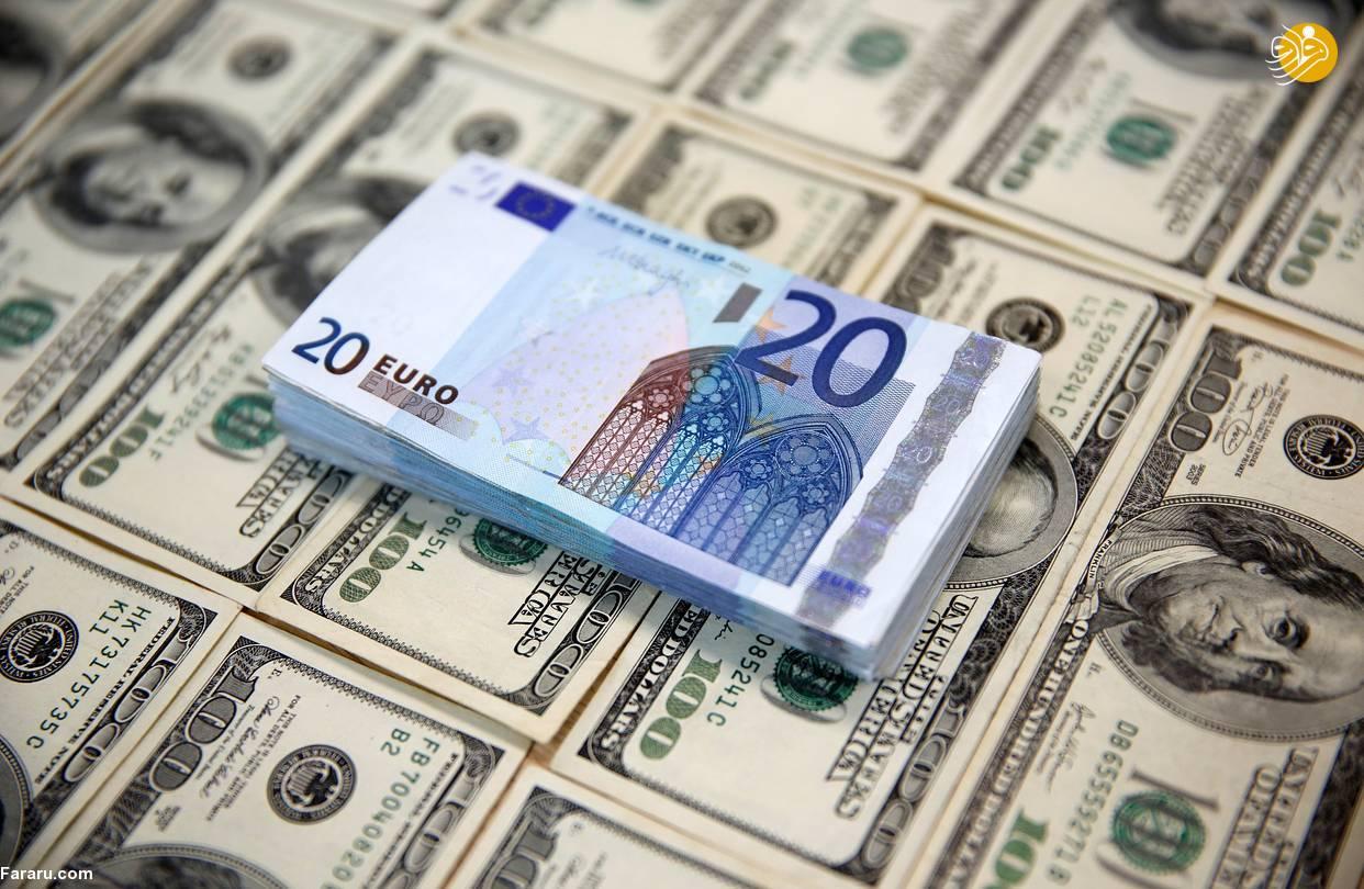 قیمت دلار و قیمت ارز در بازار امروز چهارشنبه ۱۷ بهمن ۹۷