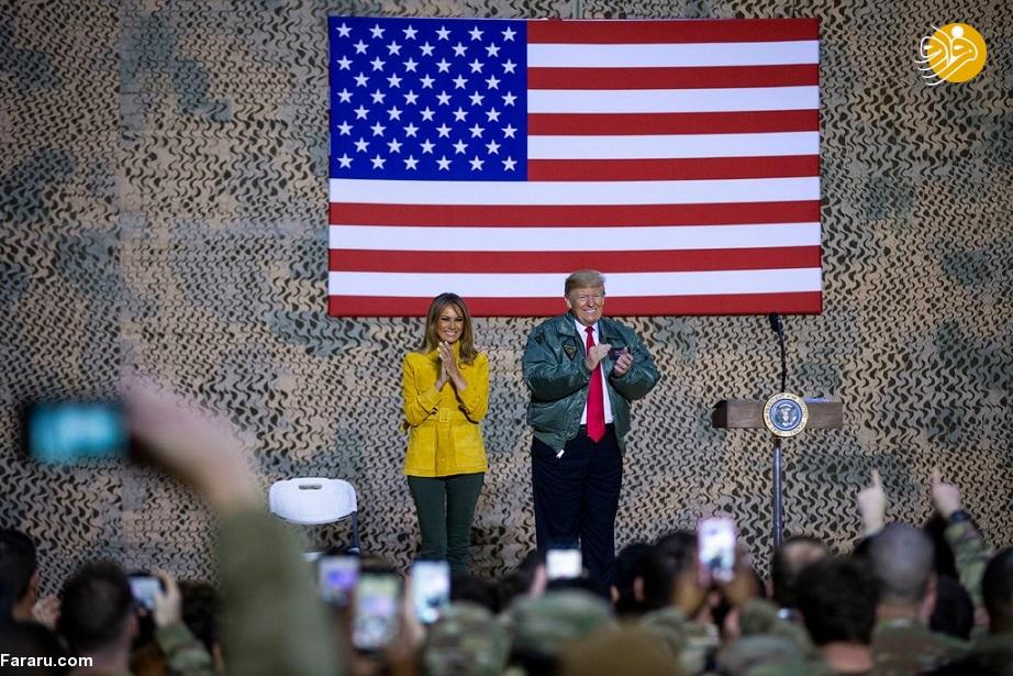 ترامپ عراقیها را علیه خود بسیج کرد