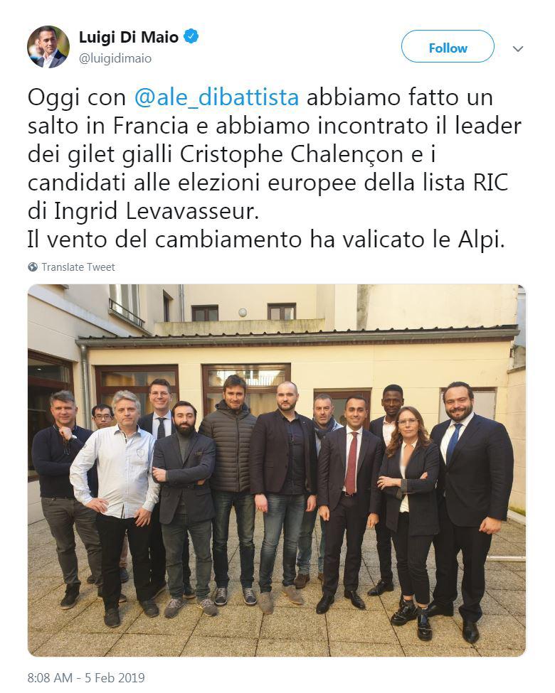تنش کمسابقه در اتحادیه اروپا؛ فرانسه سفیر خود را از ایتالیا فراخواند