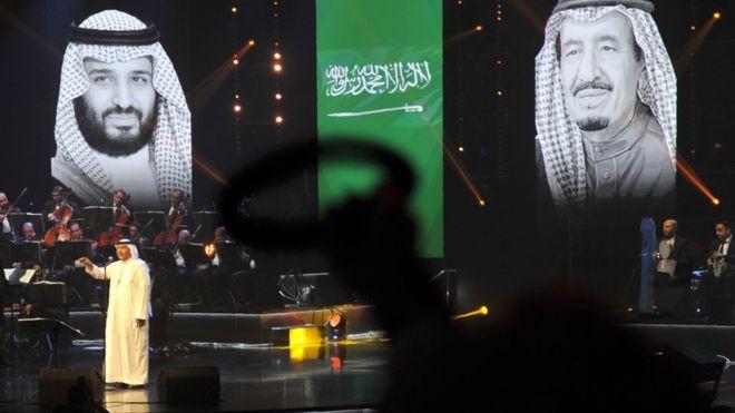 موج کنسرت و شوهای سرگرمکننده در راه عربستان سعودی