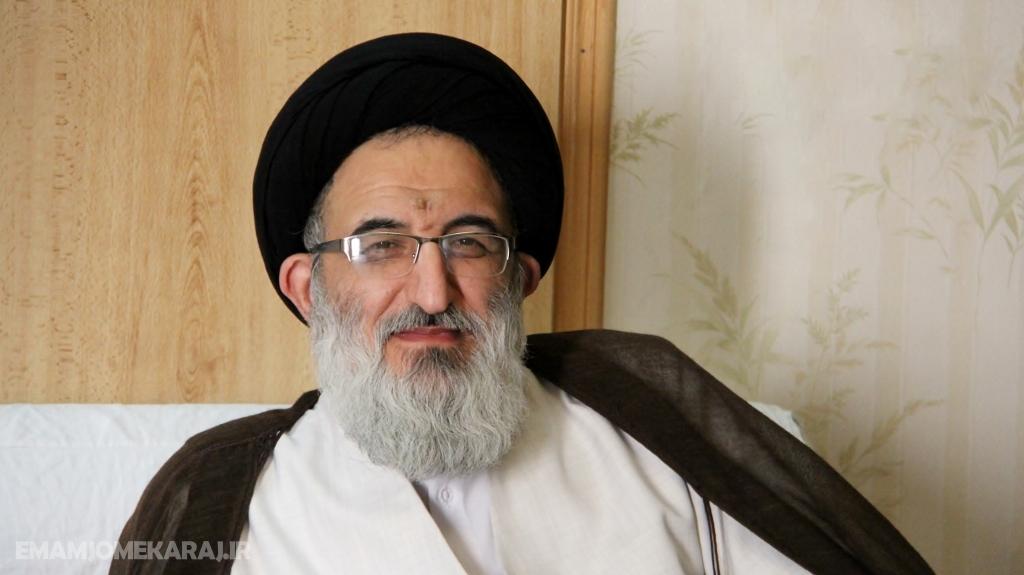 توضیح امام جمعه کرج درباره لغو سخنرانی لاریجانی: خواستم آبروی نظام حفظ شود