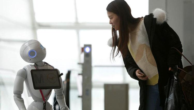 همنشینی با رُبات ها: چرا درد و دل کردن با رُباتها راحتتر است؟