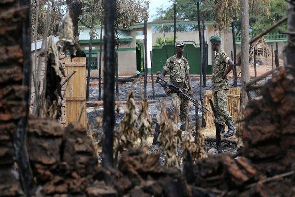 فرار زندانیان کنگو